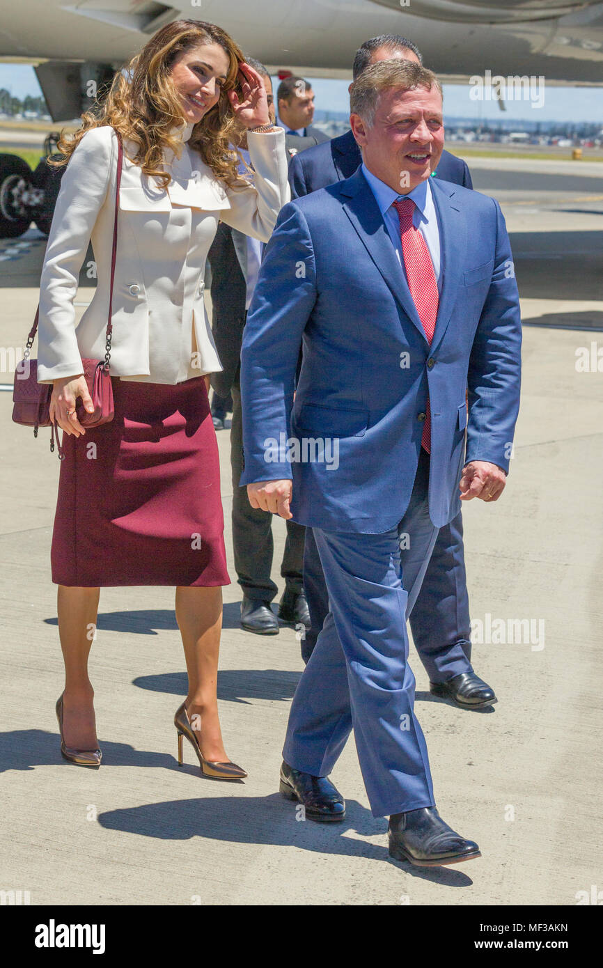 Queen Rania Immagini E Fotos Stock Alamy