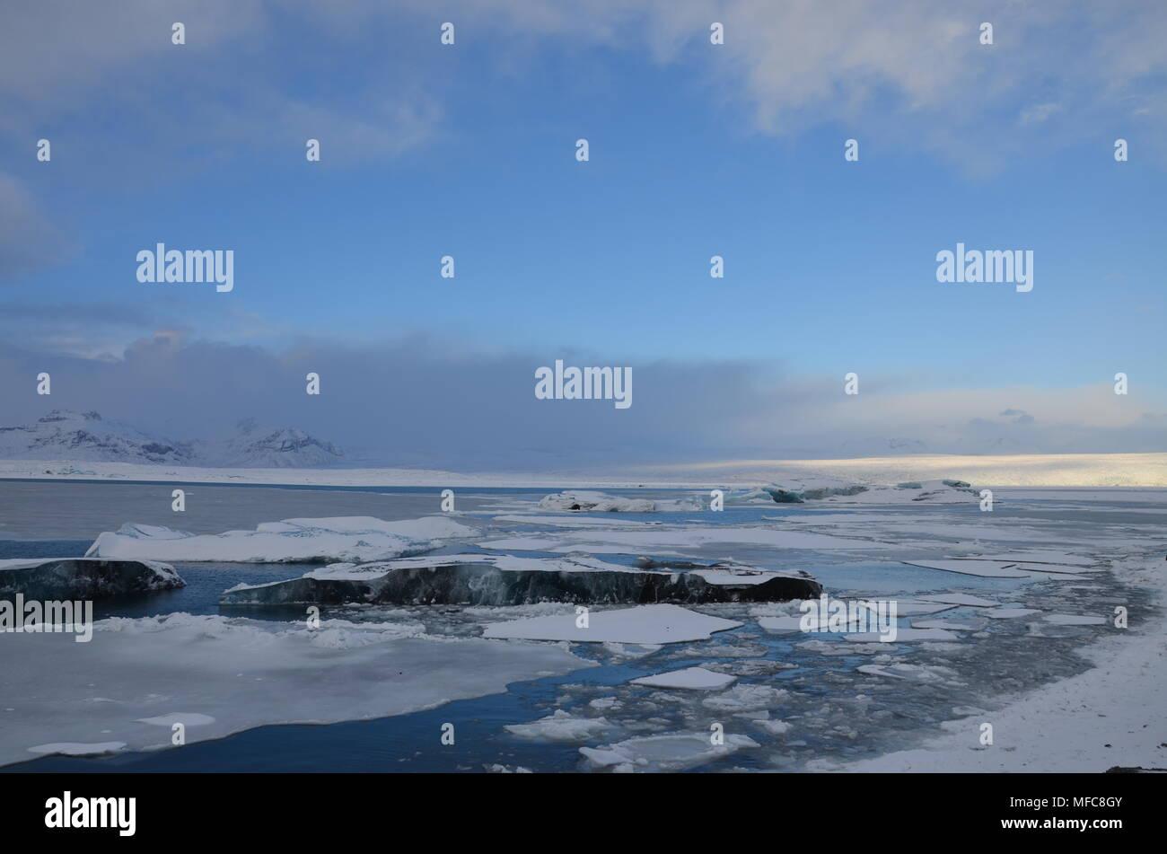 Þjóðvegur Iceland Immagini e Fotos Stock Alamy