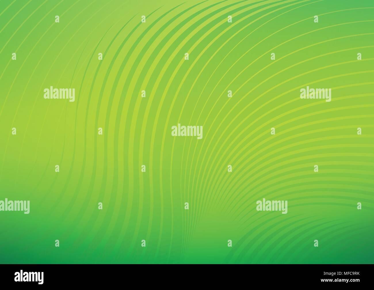 Vettore Sfondo Astratto Di Colore Verde Natura Luminosa Wallpaper