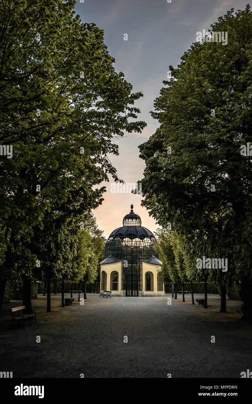 Schonbrunn Immagini Stock