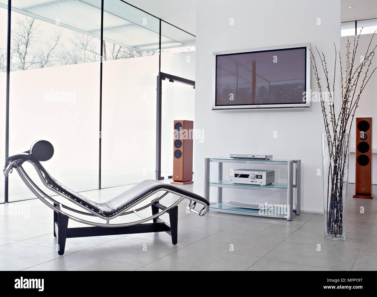 Salotto Le Corbusier.Le Corbusier Poltrona Reclinabile In Centrale Sul Moderno