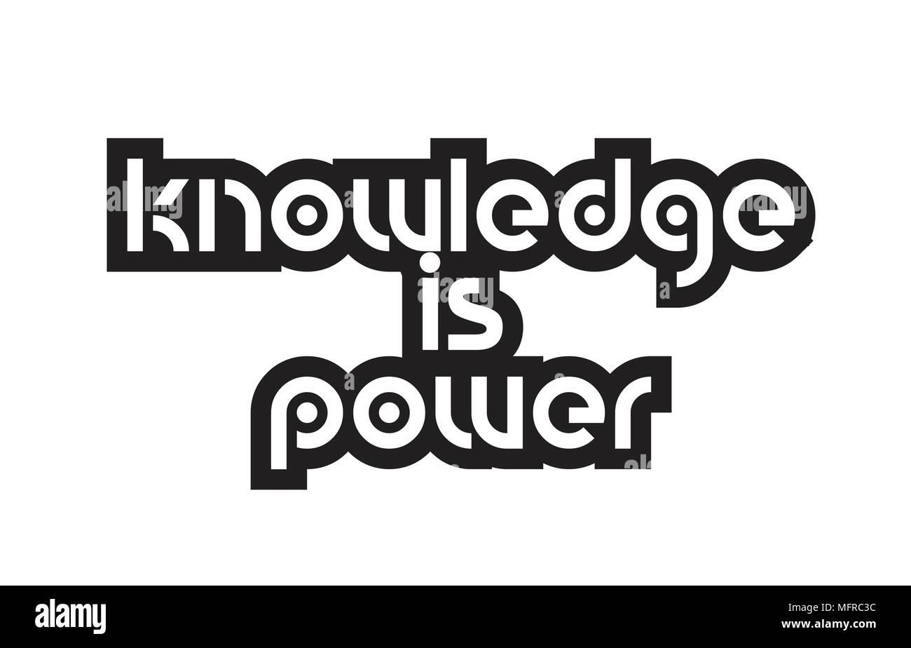 Preventivo Ispiratori La Conoscenza è Potere Adatto Come Una