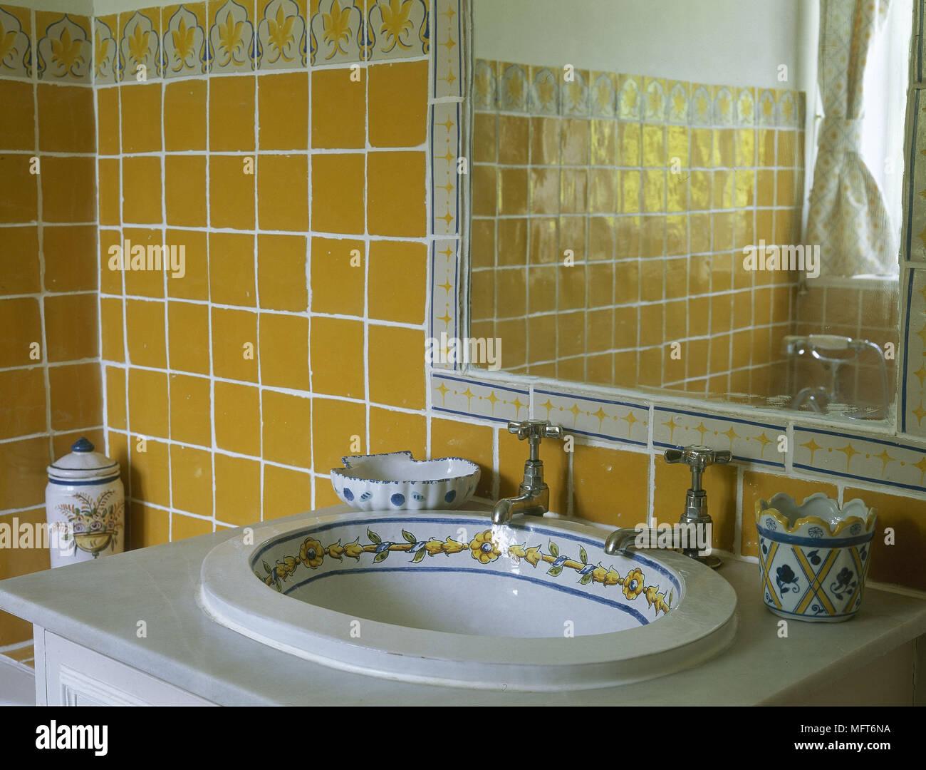 Bagno giallo cool bagno moderno grigio fresco arredo bagno giallo