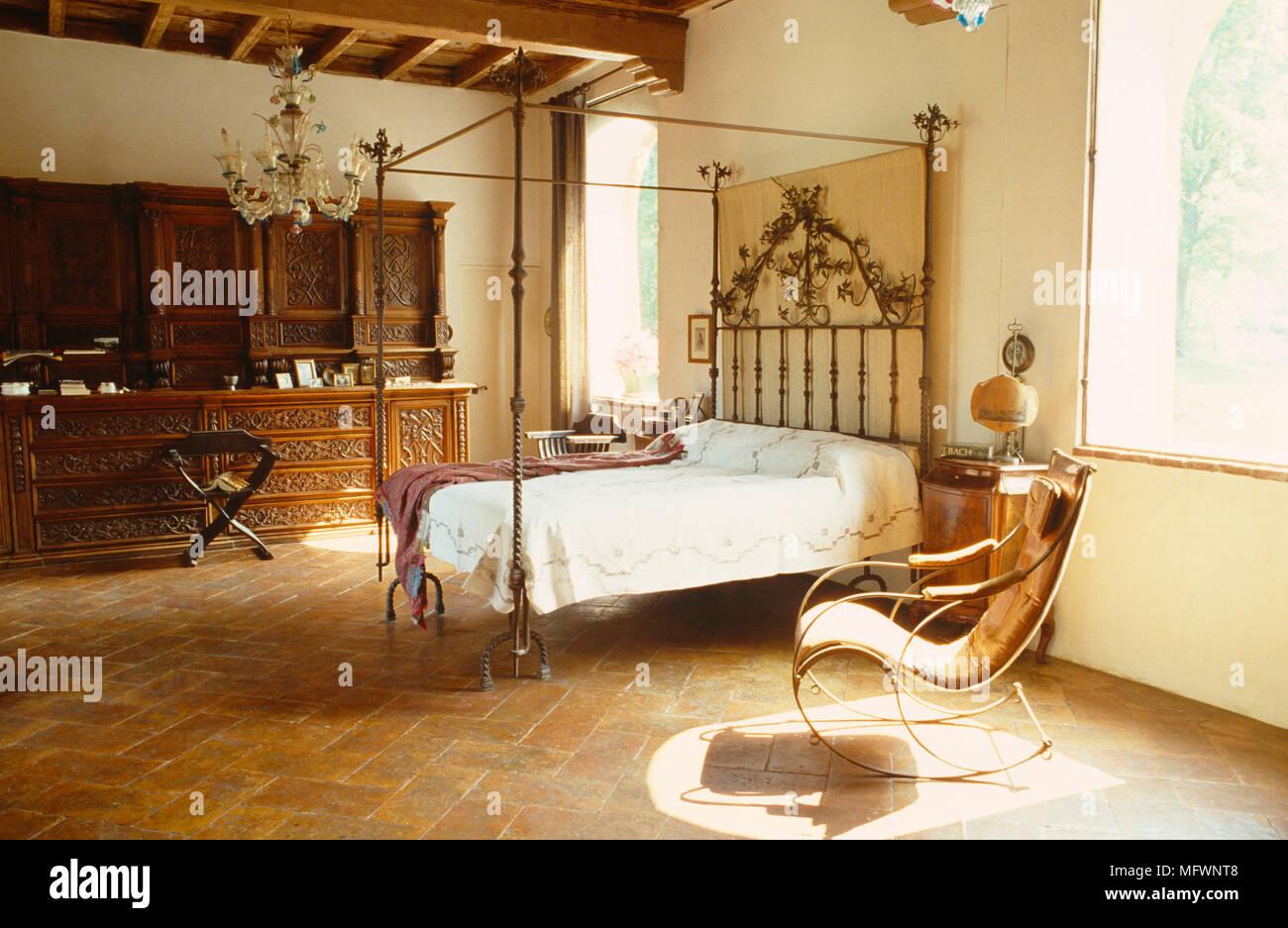 Letti A Baldacchino Antichi : Letti a baldacchino antichi letti antichi in legno with letti