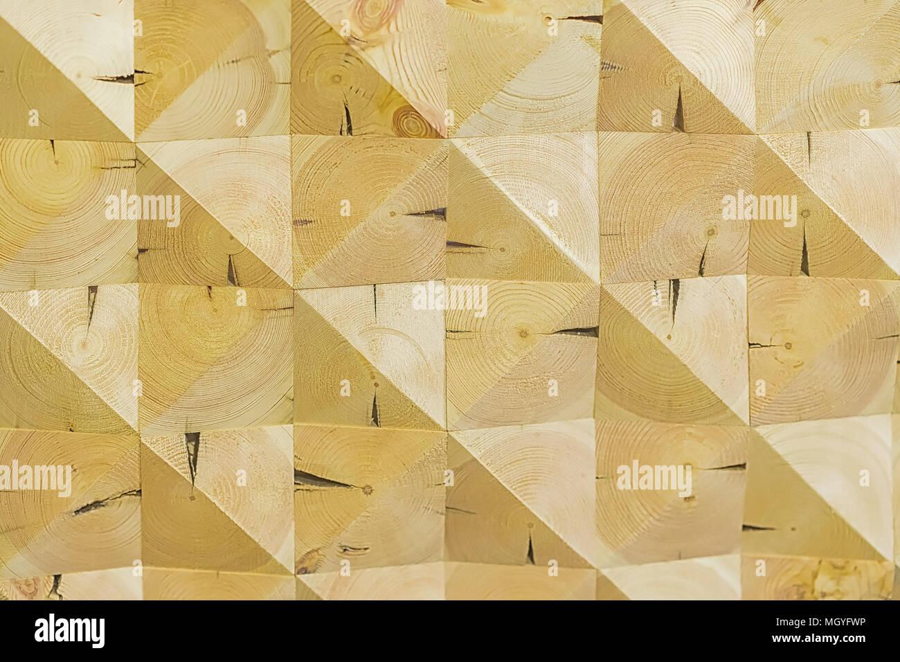 Legno Naturale Chiaro : Abstract decorativo non verniciata ecologico di legno chiaro sfondo