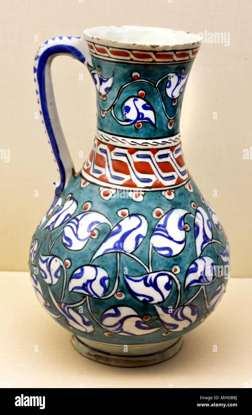 datazione Iznik ceramiche