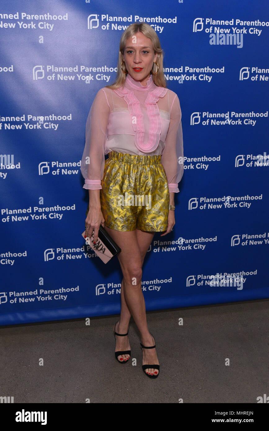 New York, Stati Uniti d'America. Il 1 maggio 2018. Chloe Sevigny assiste il Planned Parenthood's 2018 molla nel Gala di azione a molla Studios il 1 maggio 2018 a New York City. Credito: Erik Pendzich/Alamy Live News Immagini Stock