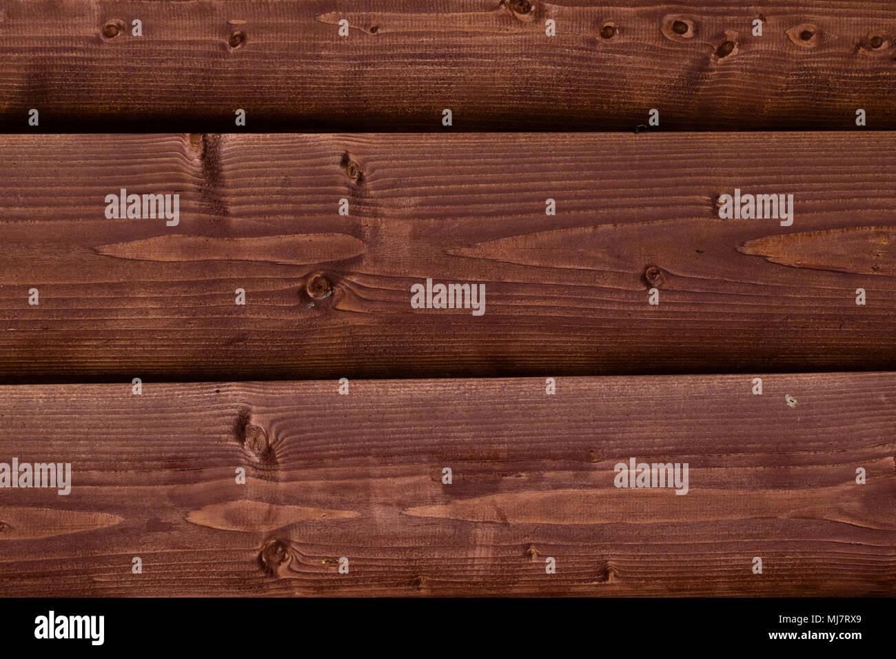 Naturale degli interni in legno con pannelli a muro texture di