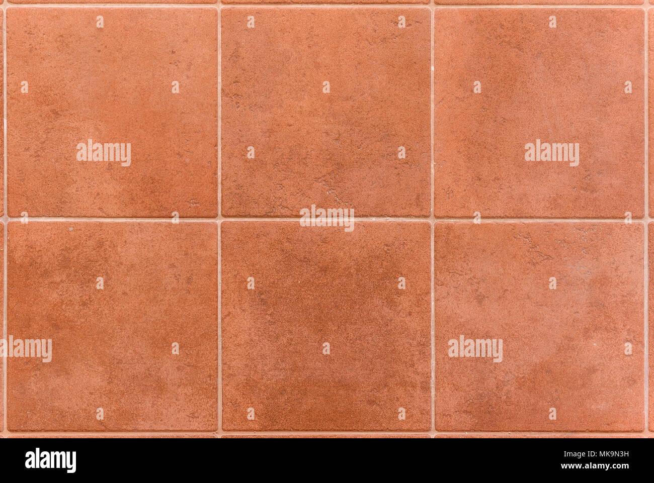 Interna o esterna bagno o della cucina quadrato di piastrelle di