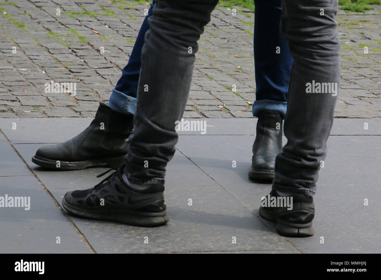 Stivali Neri Immagini e Fotos Stock Alamy