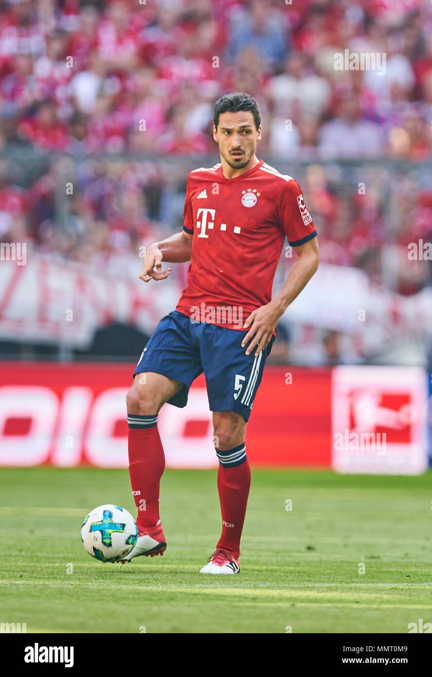 Seconda Maglia FC Bayern München Mats Hummels