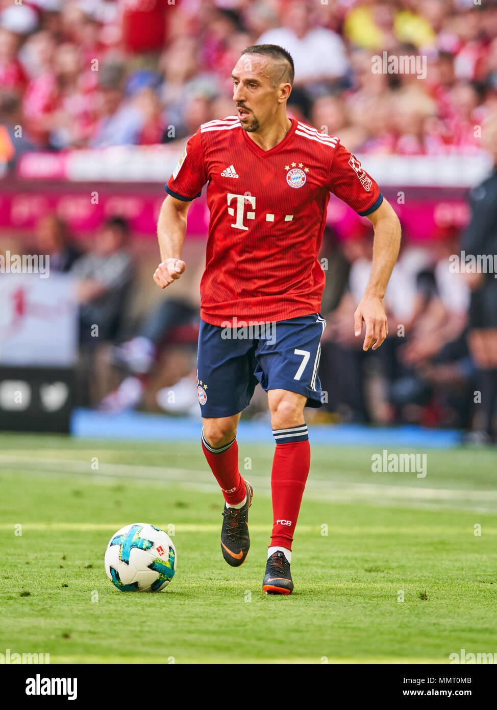 Maglia Home FC Bayern München Franck Ribéry