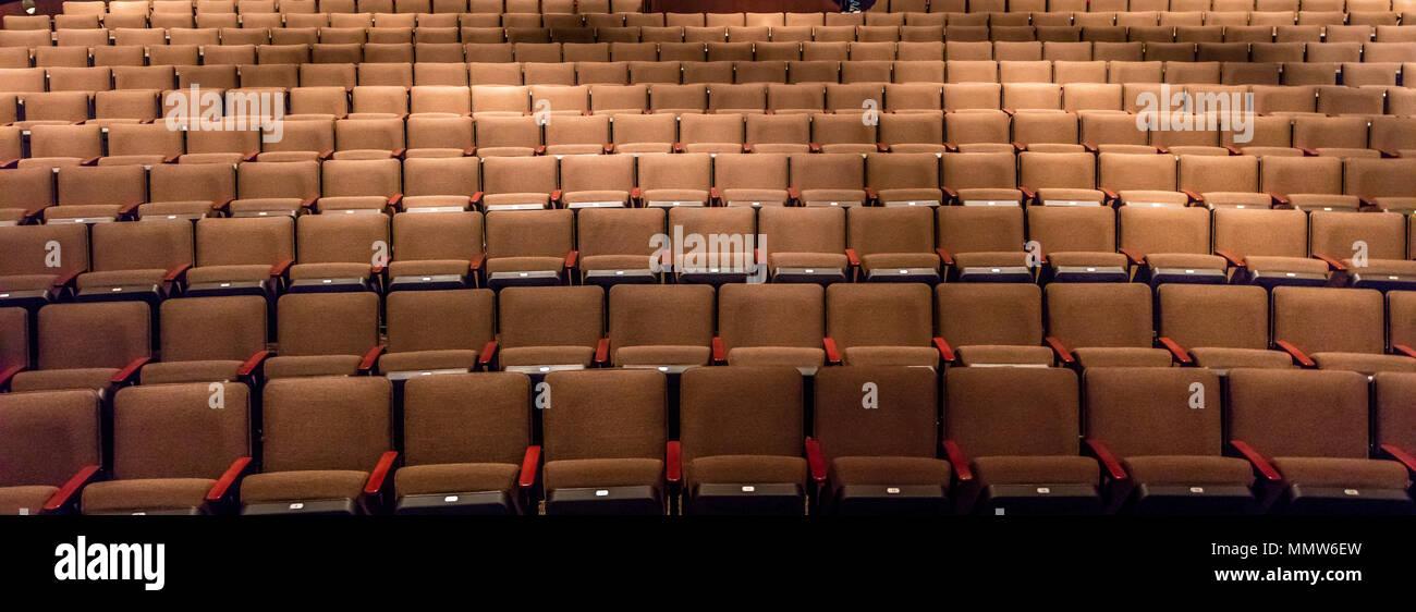 Teatro Le Sedie.Ventura California Teatro Vuoto Sedie In Ventura Arts