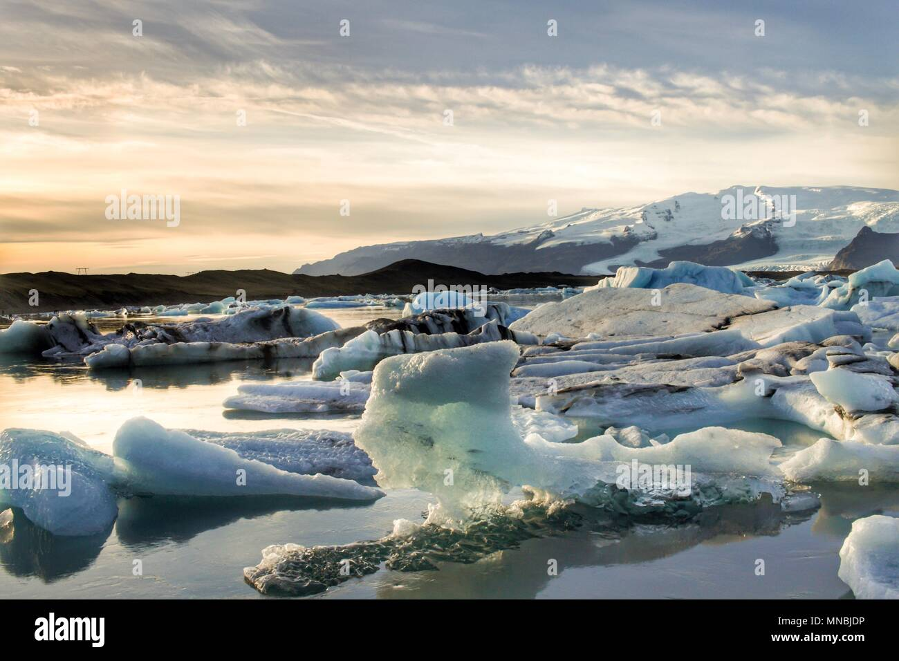 Islanda Immagini Stock