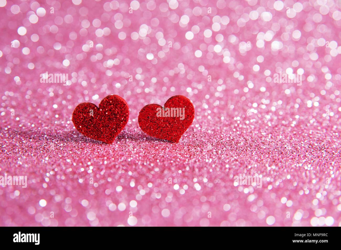 Sfondo Glitter Rosa Immagini Sfondo Glitter Rosa Fotos Stock Alamy