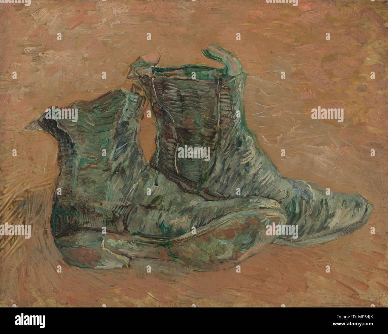 Van Fptqf1 Gogh Shoes Immagini Amp; Vincent Fotos Stock CxderBo