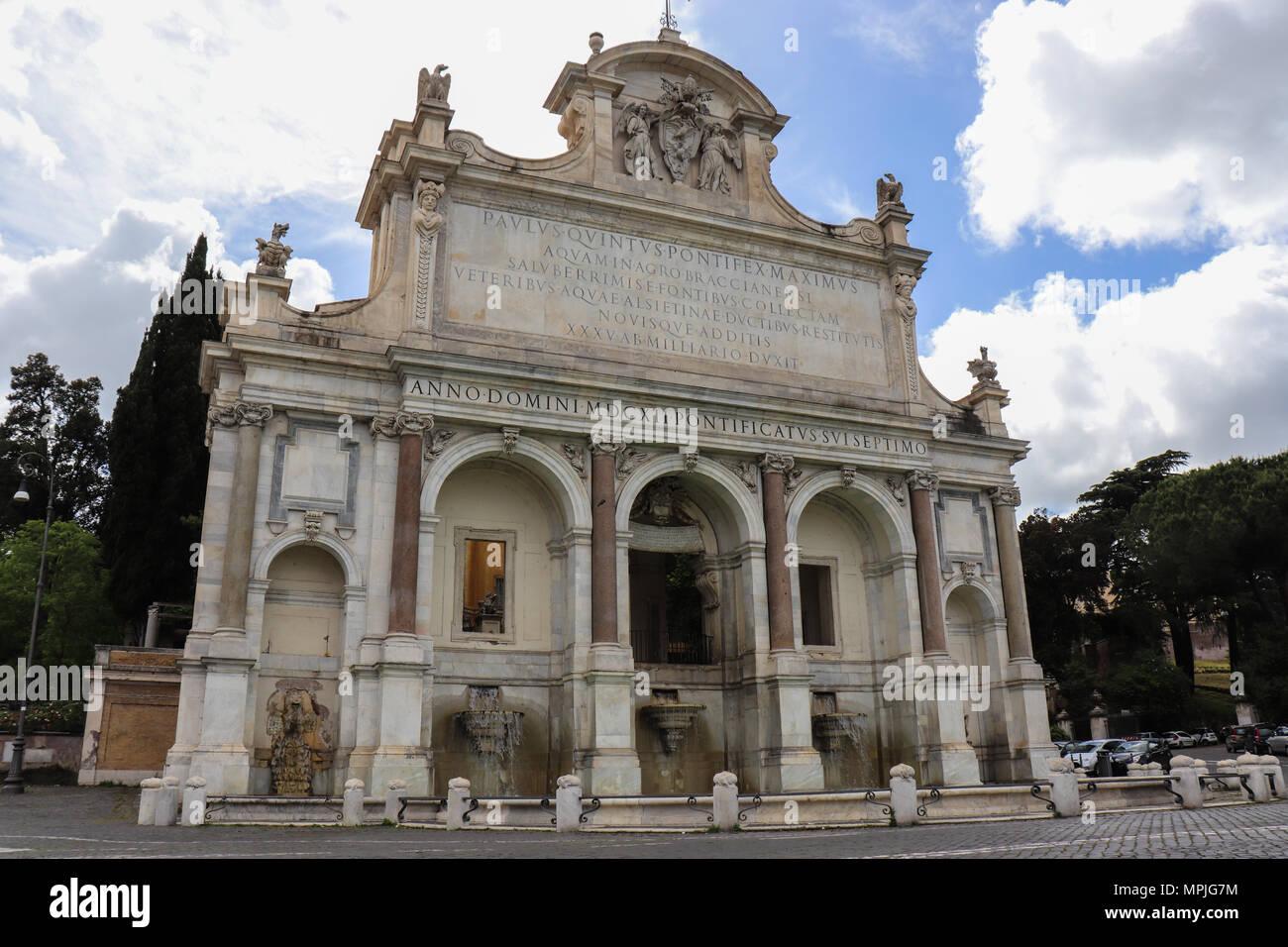 Terrazza Su Roma Immagini & Terrazza Su Roma Fotos Stock - Alamy
