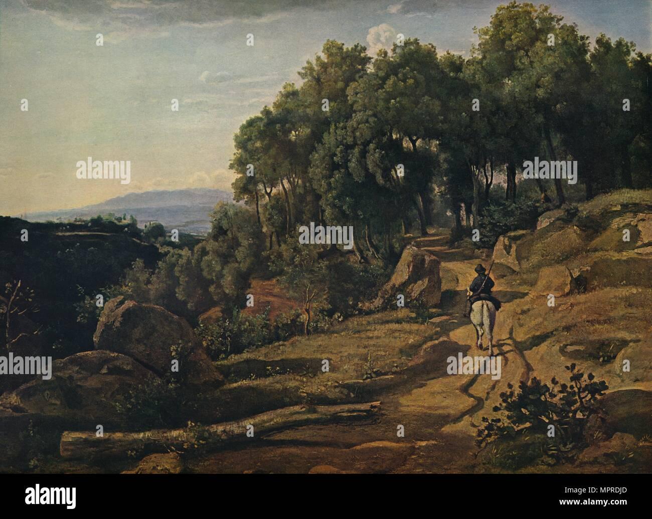 Corot Immagini Corot Fotos Stock Alamy