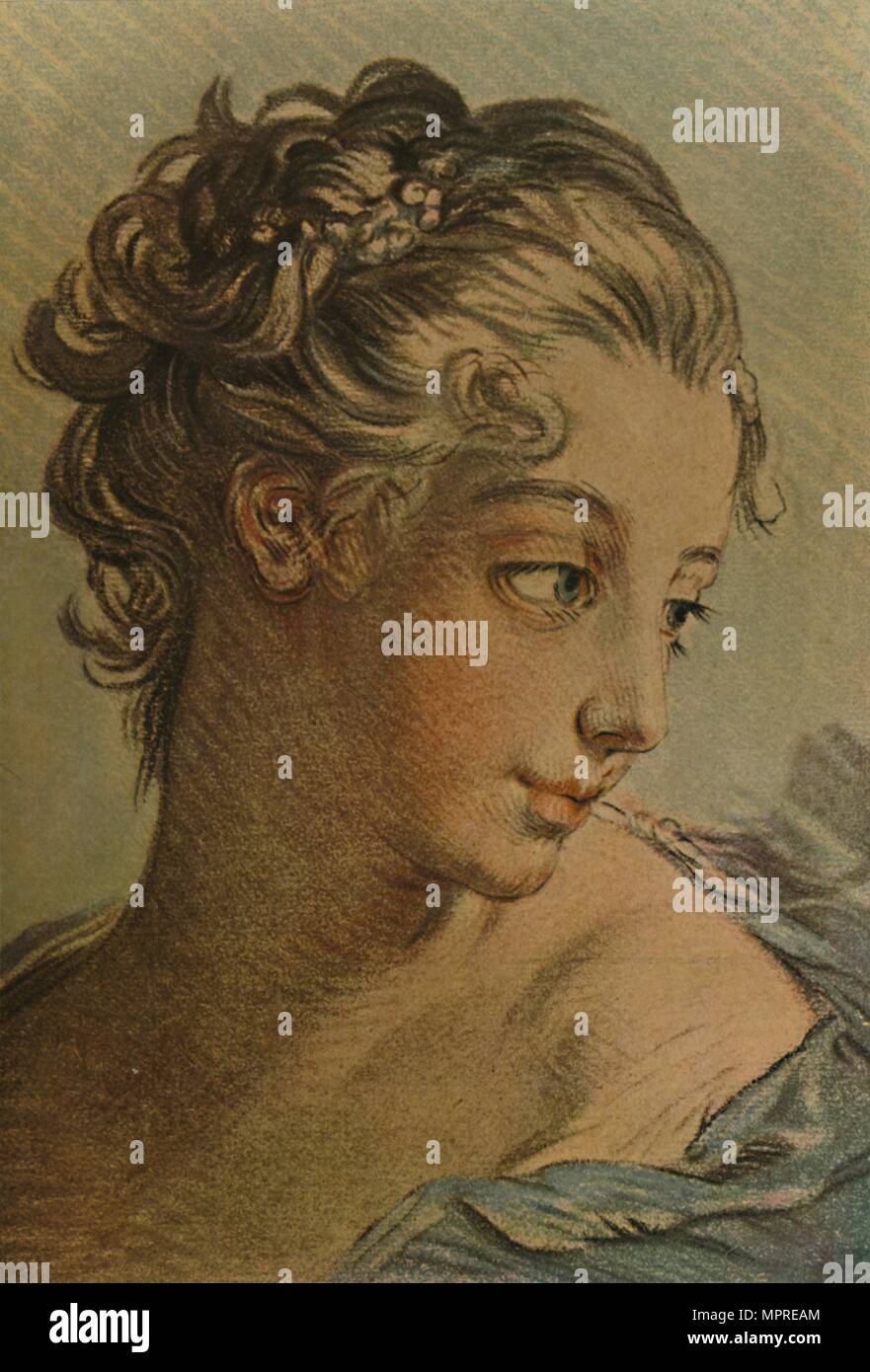 12b9167670 Portrait Girl 18th Century Immagini & Portrait Girl 18th Century ...