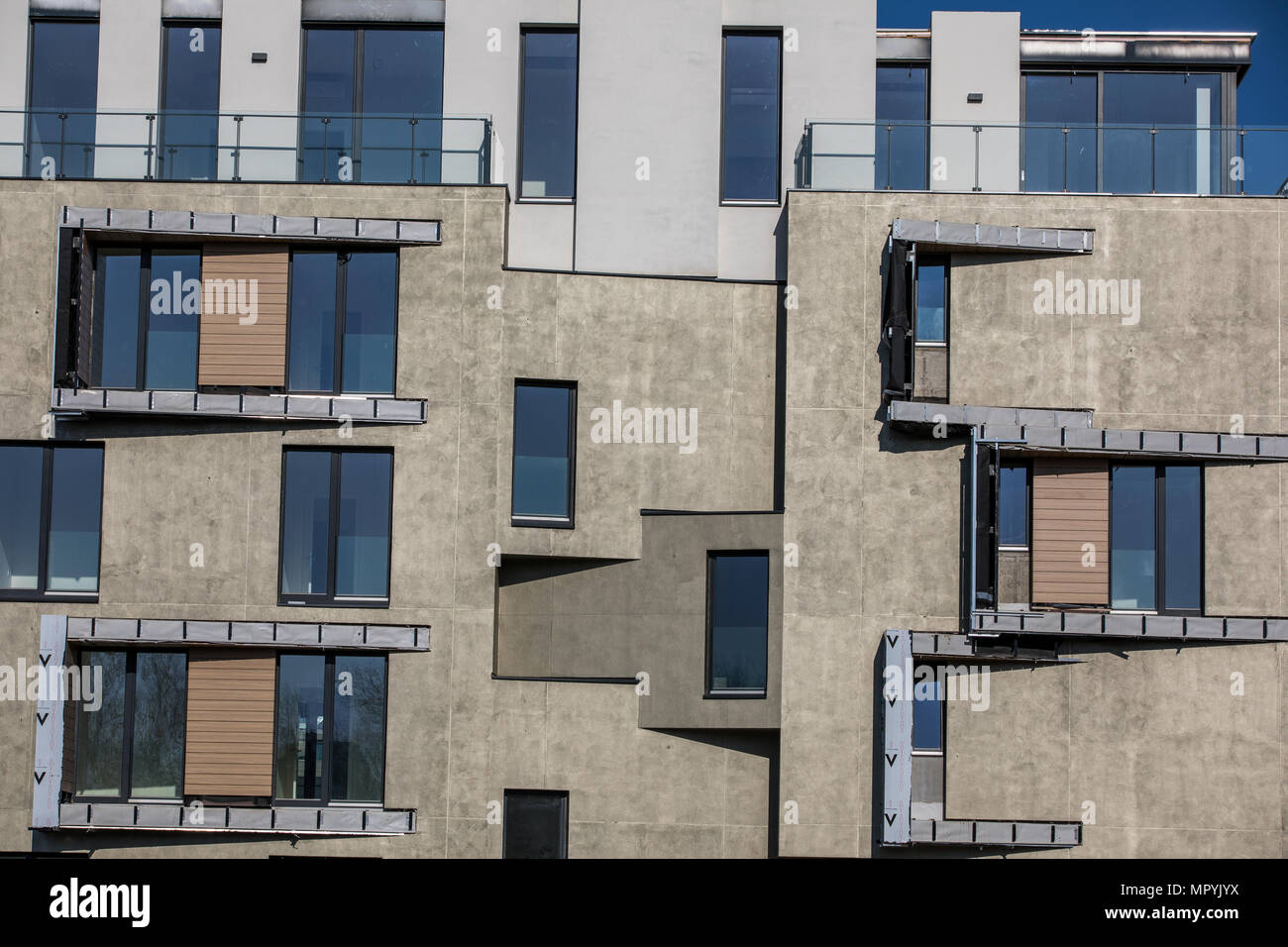 Il design contemporaneo del multifamily living houses for Foto appartamenti ristrutturati moderni