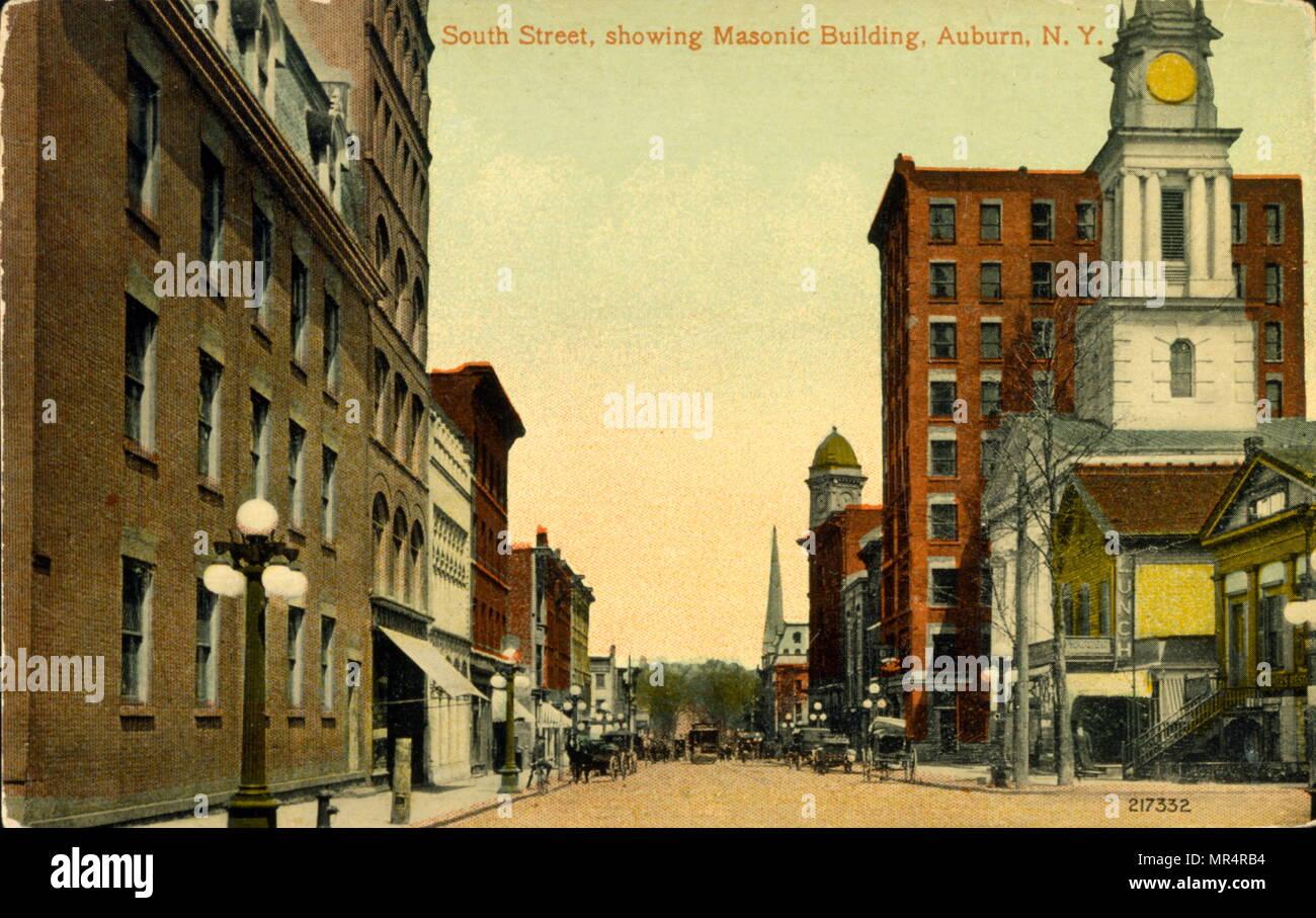American Street 1920s Immagini   American Street 1920s Fotos Stock ... 7bb8676a3140