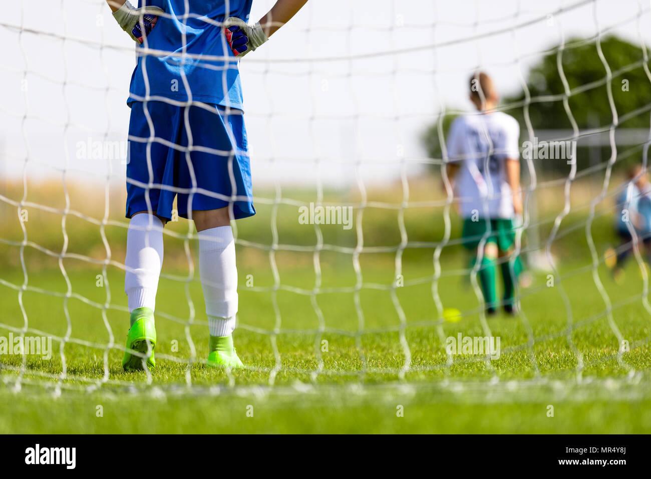 Immagini Di Calcio Per Bambini : Allenamento di calcio gioco per bambini ragazzo giovane come un