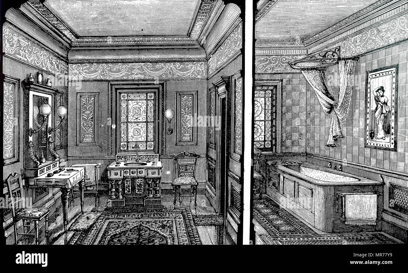 Significato Di Vasca Da Bagno In Inglese : English toilet immagini & english toilet fotos stock alamy