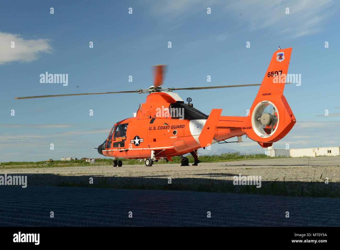 L Elicottero Posizione : Una guardia costiera stazione aria kodiak mh elicottero