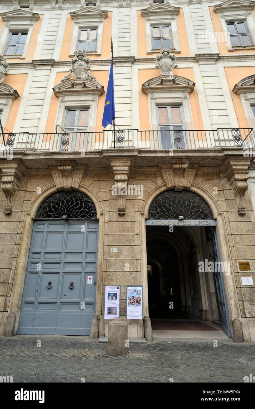 Italia, Roma, palazzo Corsini, Galleria Nazionale di arte antica, corsini collezione art gallery Immagini Stock