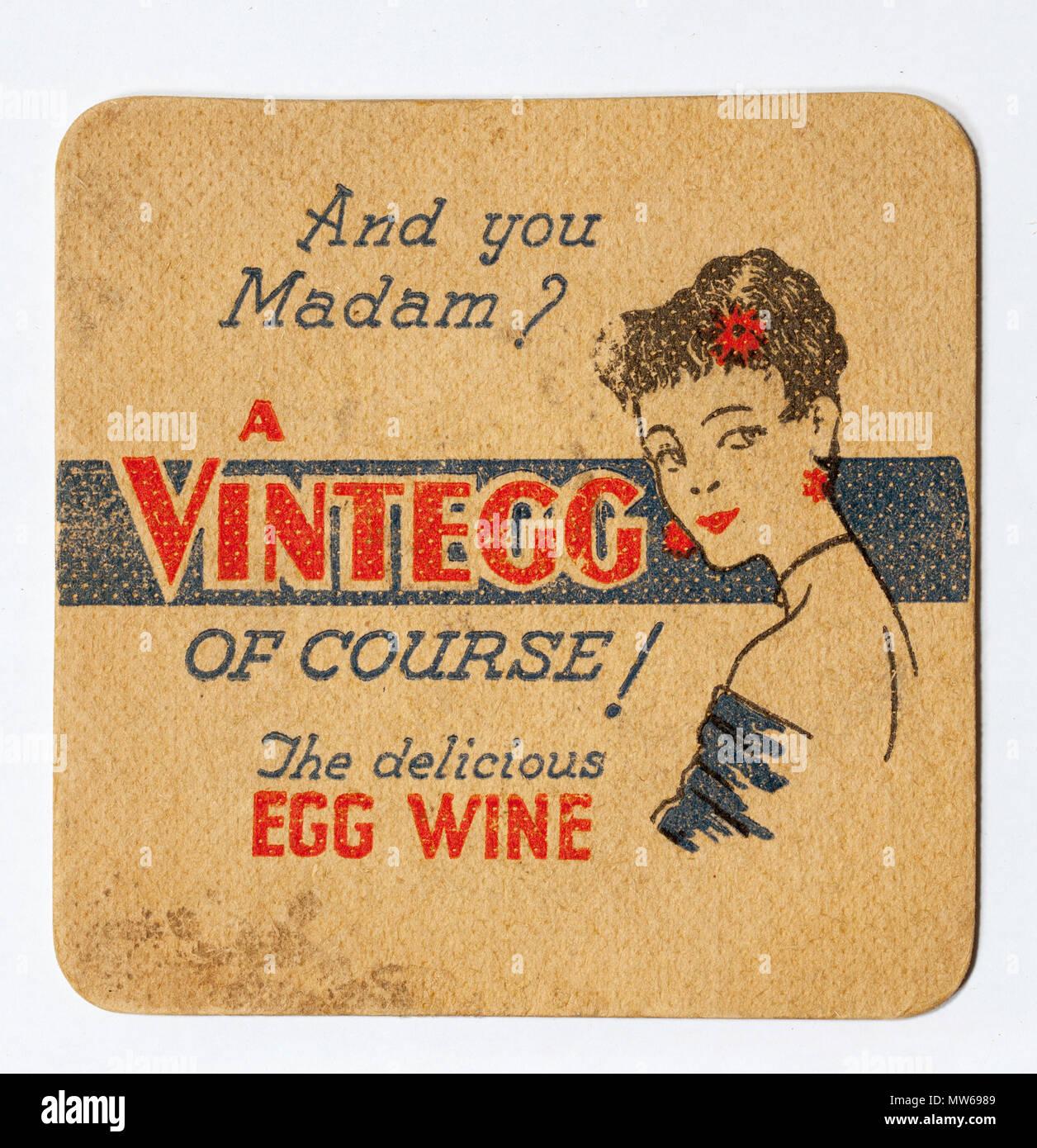 Wine Vintage 1950 s Immagini   Wine Vintage 1950 s Fotos Stock - Alamy 577451e797af