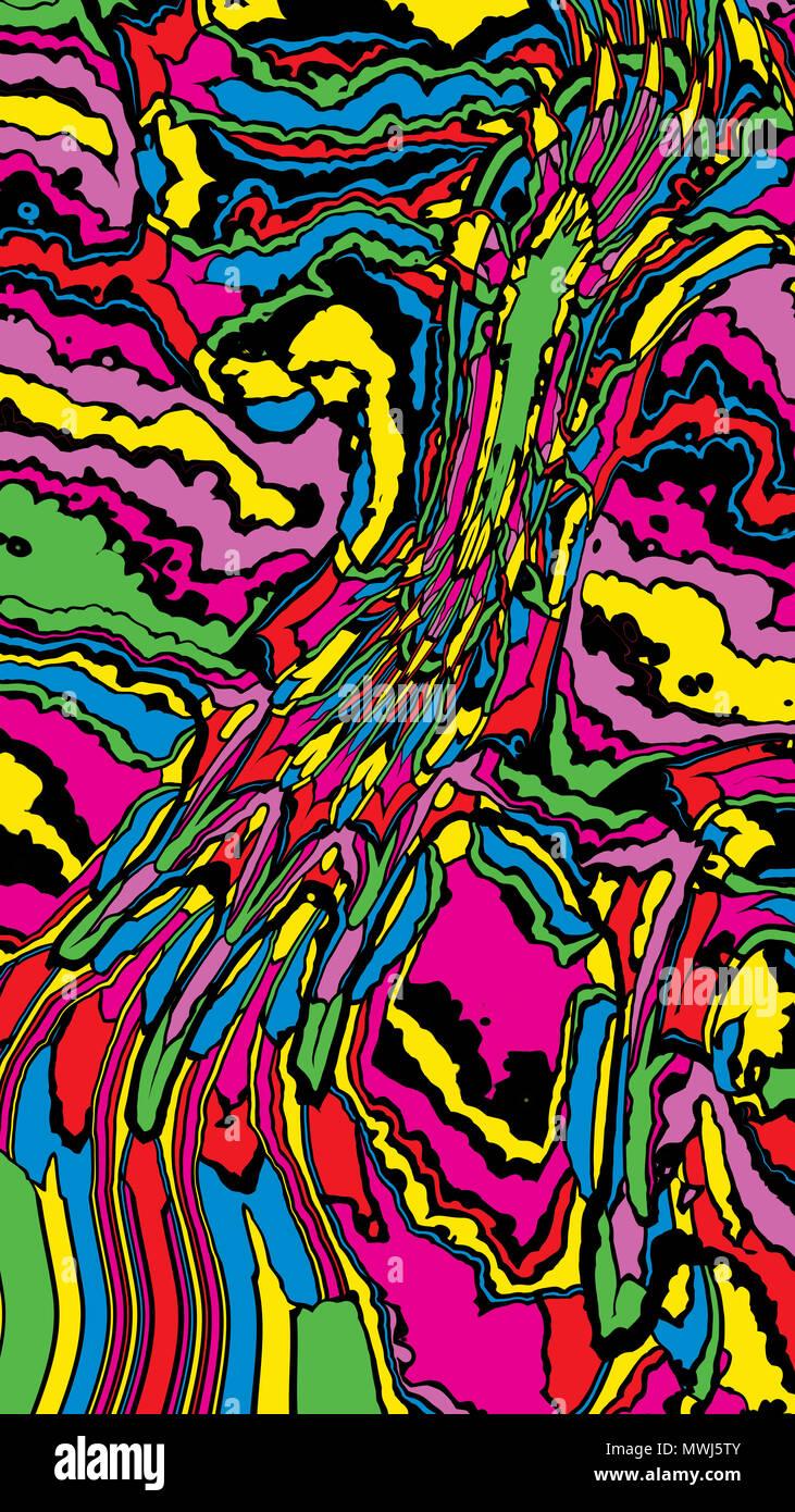 Abstract Colore Di Sfondo Adatto Per Lo Sfondo Sul Telefono Foto Stock Alamy