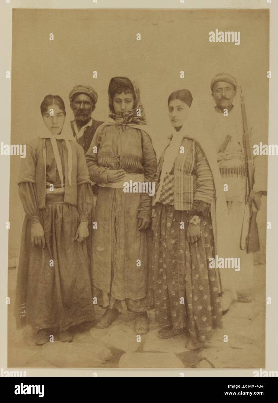 . [Untitled] . tra 1800 e 1899 102 Brooklyn Museum - Untitled - 8 Immagini Stock