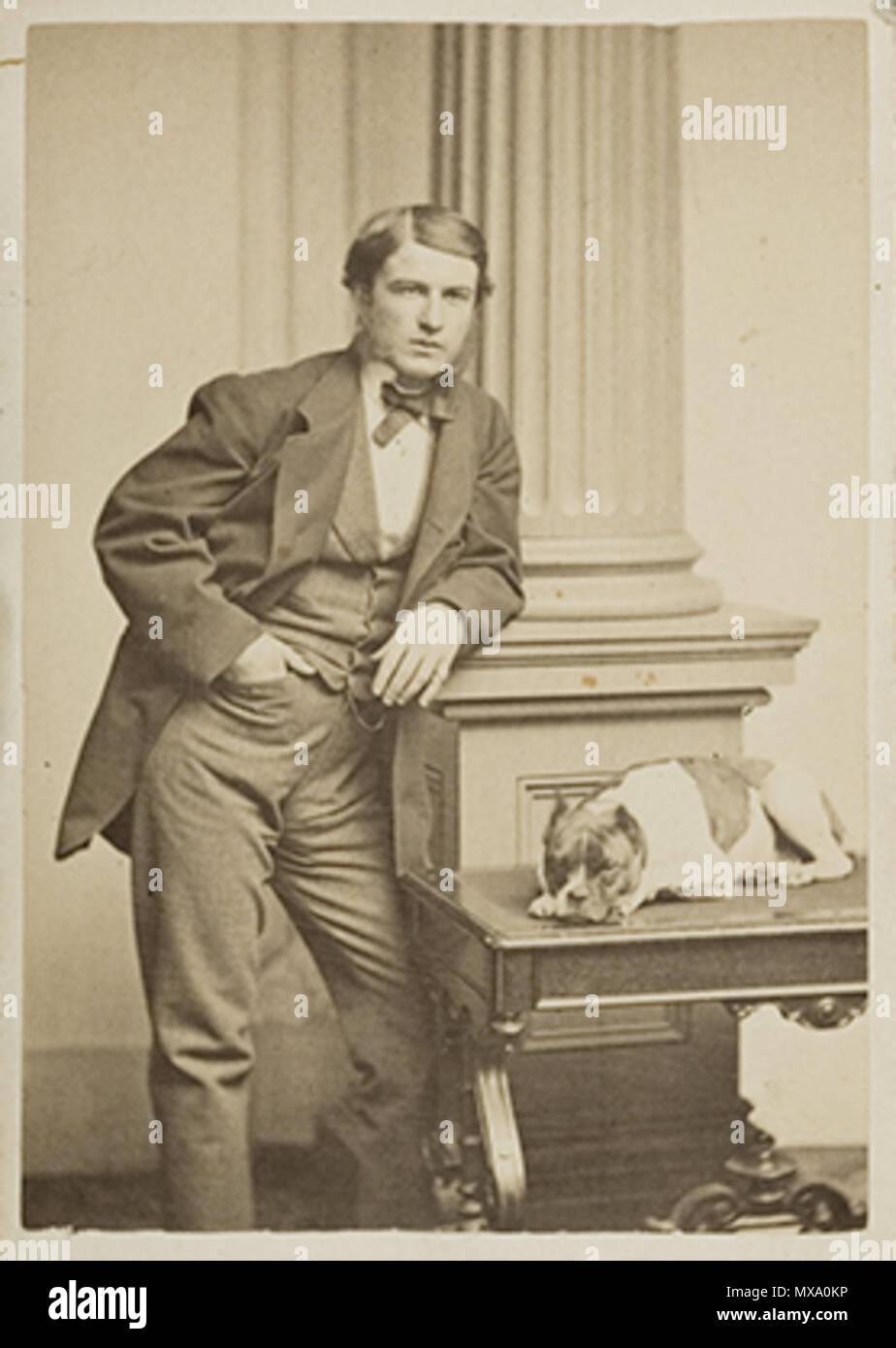 Tipo Di Lavoro Fotografia Carte De Visite Creatore Whipple John Adams 1822