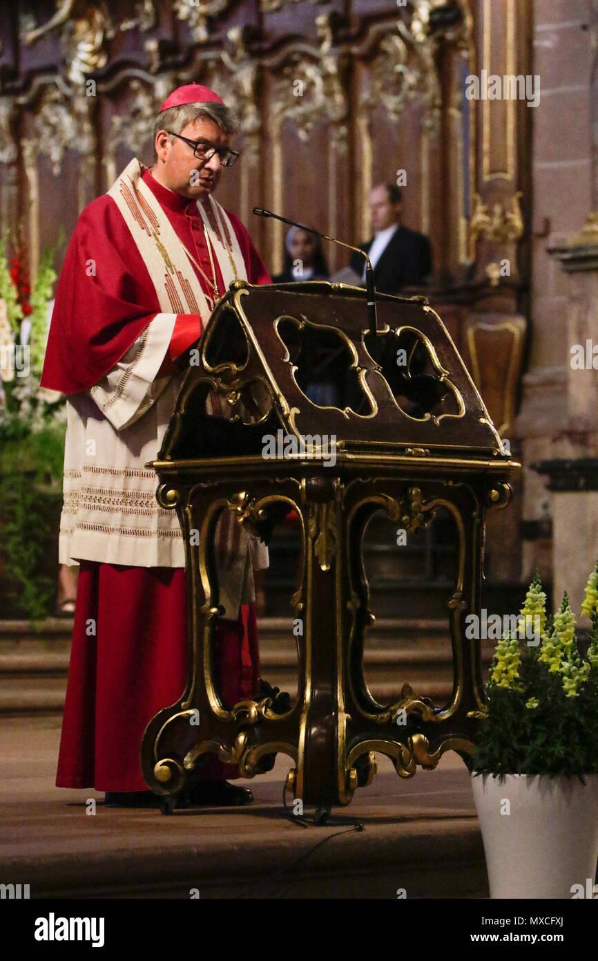 Bishop Worms Immagini & Bishop Worms Fotos Stock Alamy