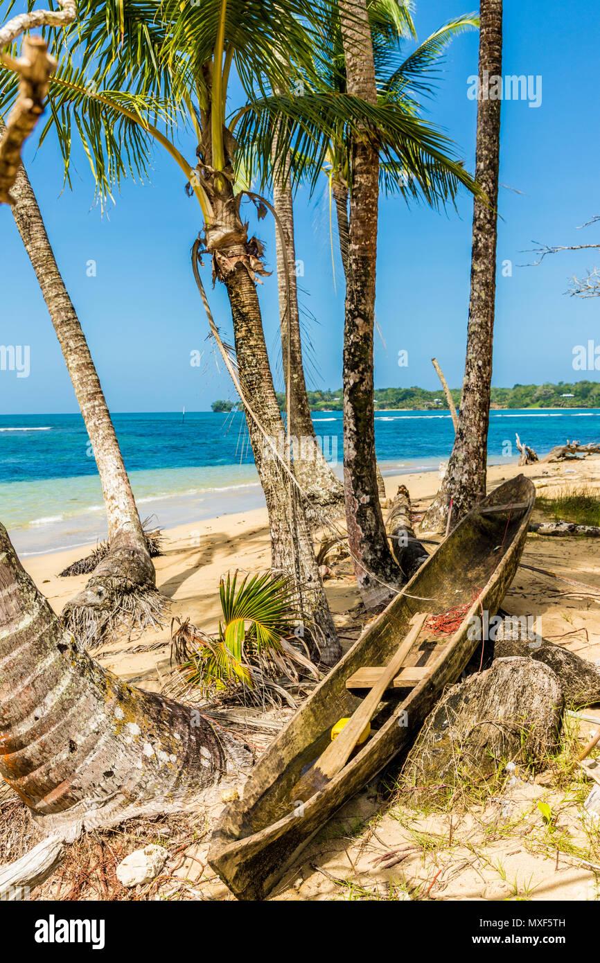 Starfish Beach panama. Foto Stock
