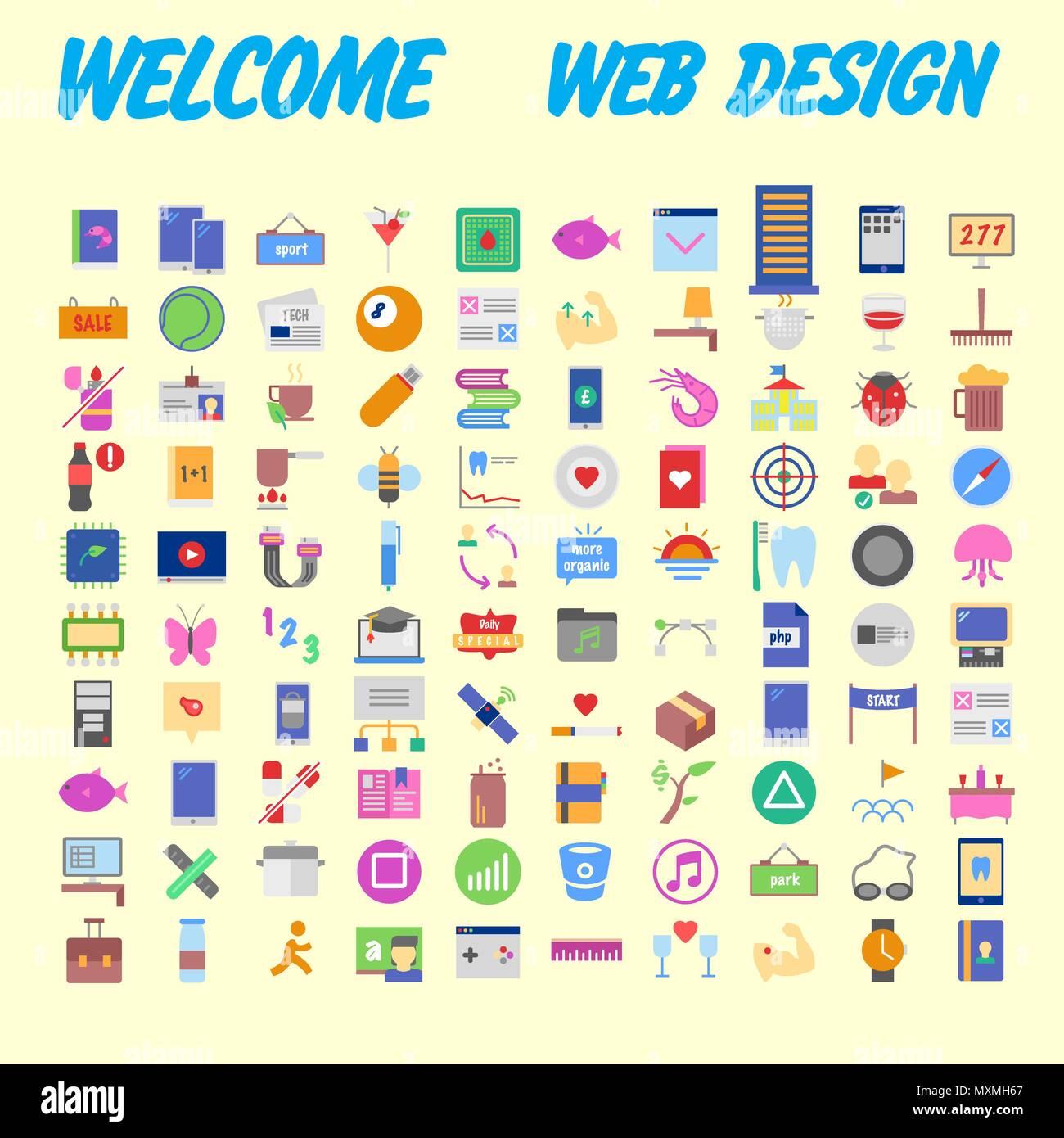 1998d6920d Semplice insieme di shopping online design icone. Contiene come mobile  shop, pagamento, l'e-commerce, di consegna e di più. Pixel perfetto.