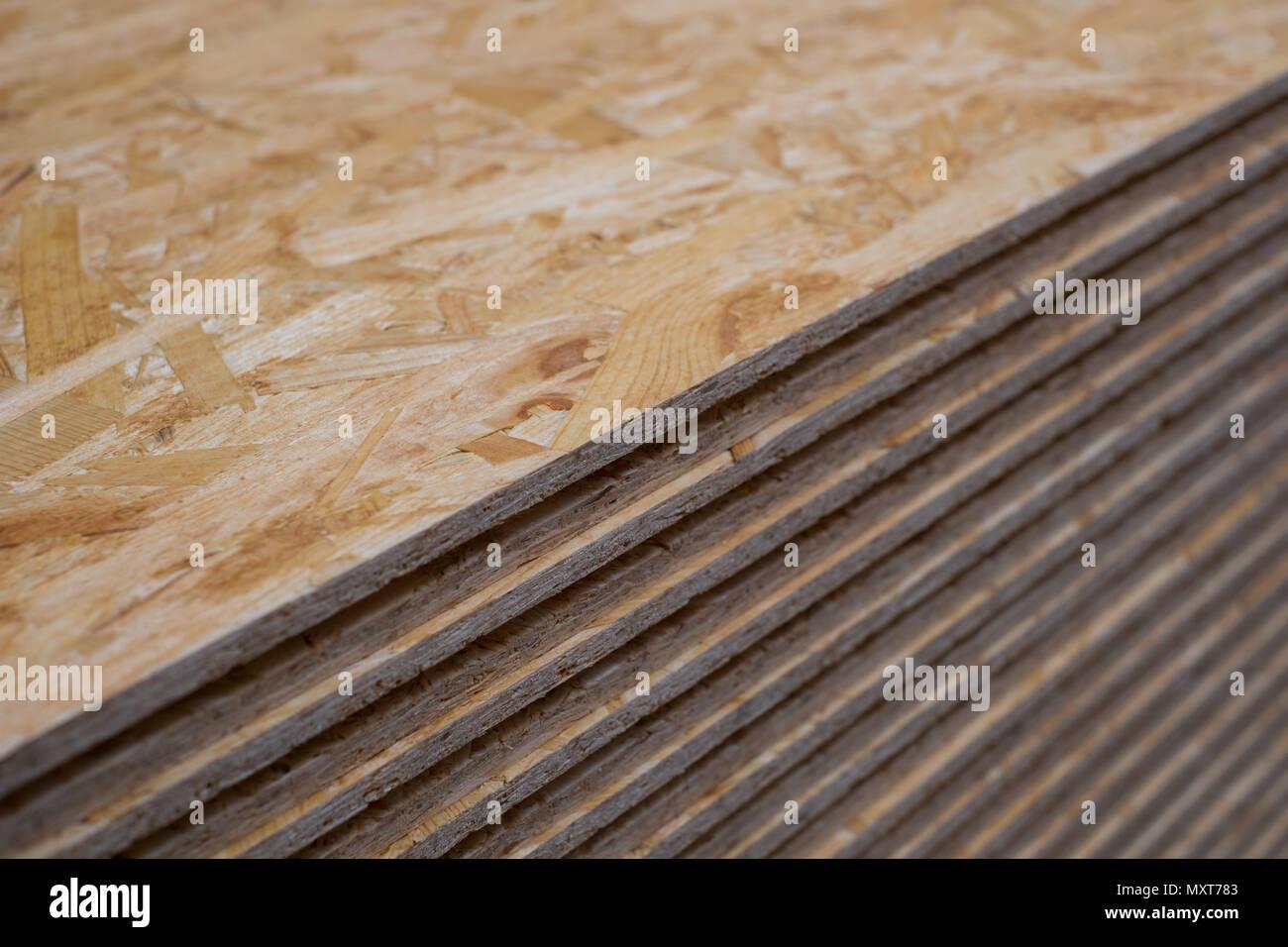 Pannelli Di Legno Osb pannelli osb immagini & pannelli osb fotos stock - alamy