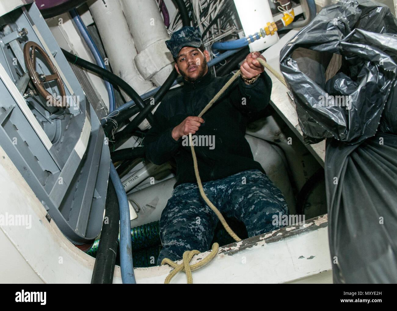 Maritime AWN stagne bordo Borsa marinai Borsa Borsa Da Viaggio Borsa Sportiva Navy