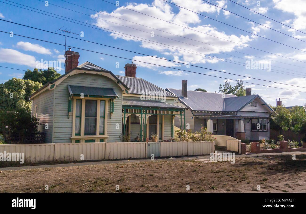 Case Tipiche Australiane : Tipiche case coloniali immagini & tipiche case coloniali fotos stock