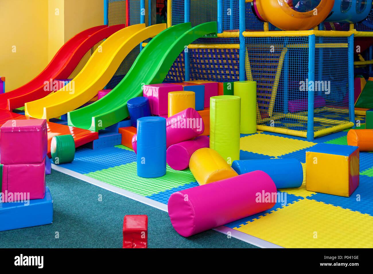 Sala Giochi Per Bambini : Interno di una sala giochi per bambini.empty sala giochi per i
