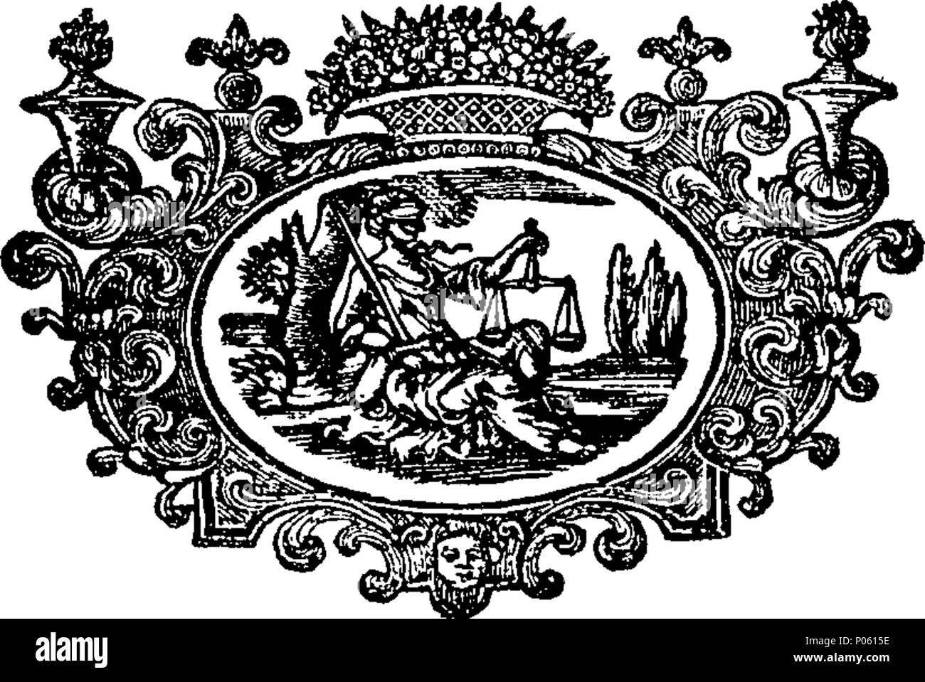 Una Vasca Da Bagno In Inglese : Inglese fleuron dal libro una descrizione della vasca da bagno