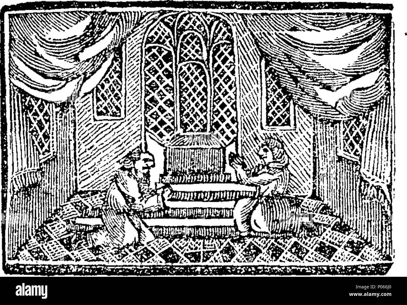Inglese Fleuron Dal Libro Un Discorso Dopo Il Fariseo E Il