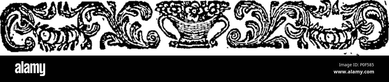 . Inglese: Fleuron dal libro: un trattato sui disturbi e deformazioni dei denti e delle gengive. Contenenti, le cure mediche e chirurgiche di ciascun caso di specie, la cura dei bambini in dentizione, e i vari metodi che la maggior parte effectually condurre per la regolarità e la bellezza e la durata di queste parti in ogni fase della vita. Insieme con le osservazioni sull'uso e abuso di tinture, Tooth-Powders, spazzole, &c. e restringimenti sulla prassi attuale, dovunque si è trovato inganno o perniciosa. Il tutto illustrato con casi ed esperimenti, inteso per uso generale. Da Thomas Berdmore, di t Immagini Stock