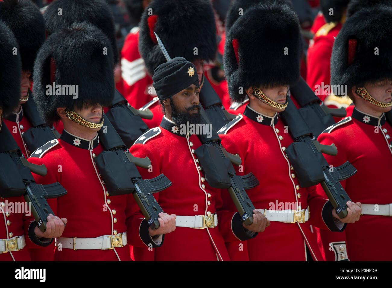 Coldstream Regiment Immagini   Coldstream Regiment Fotos Stock - Alamy 7e0d2e2ce12e