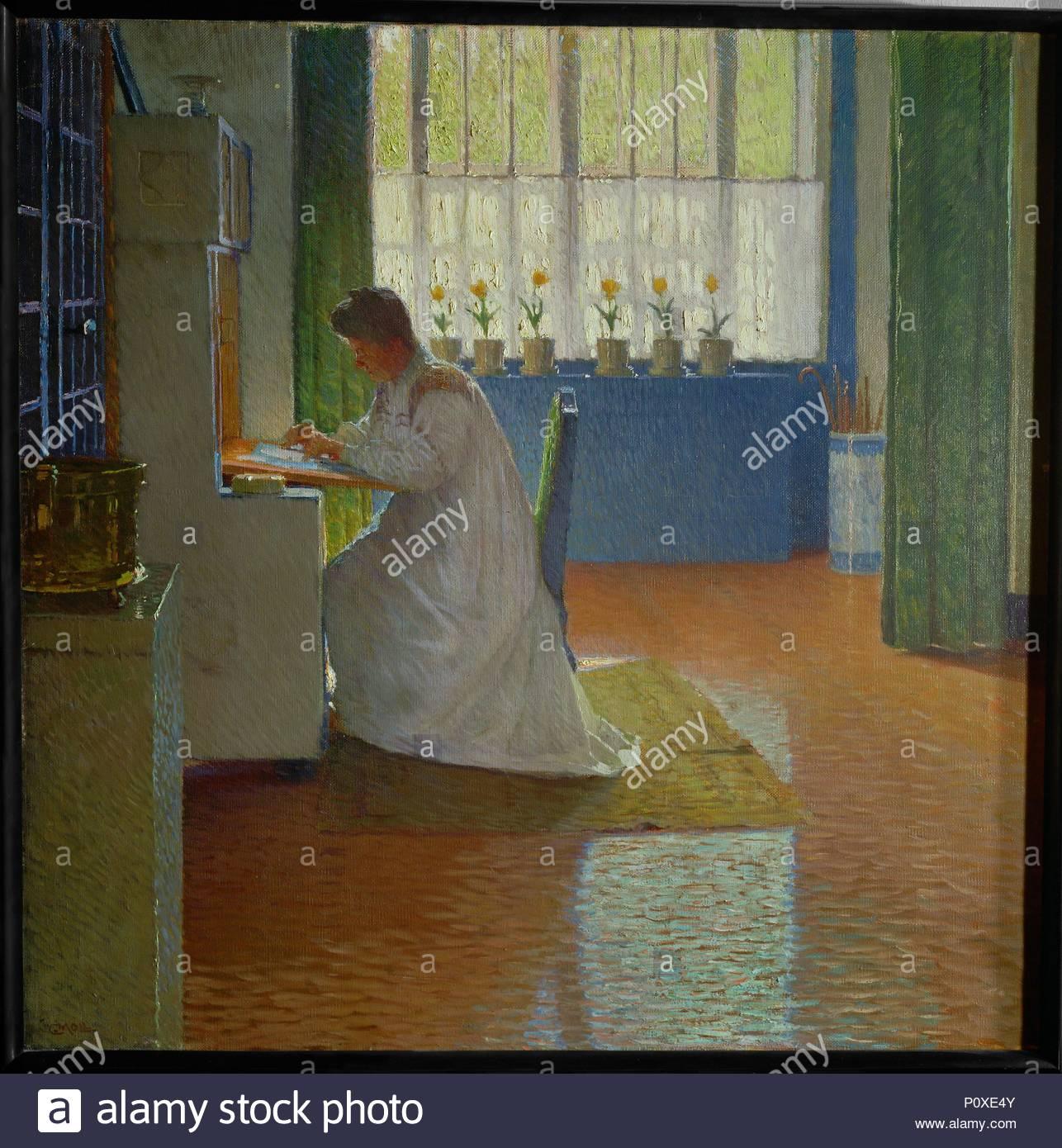 Mein Wohnzimmer - Il mio soggiorno (Il pittore della moglie Anna ...
