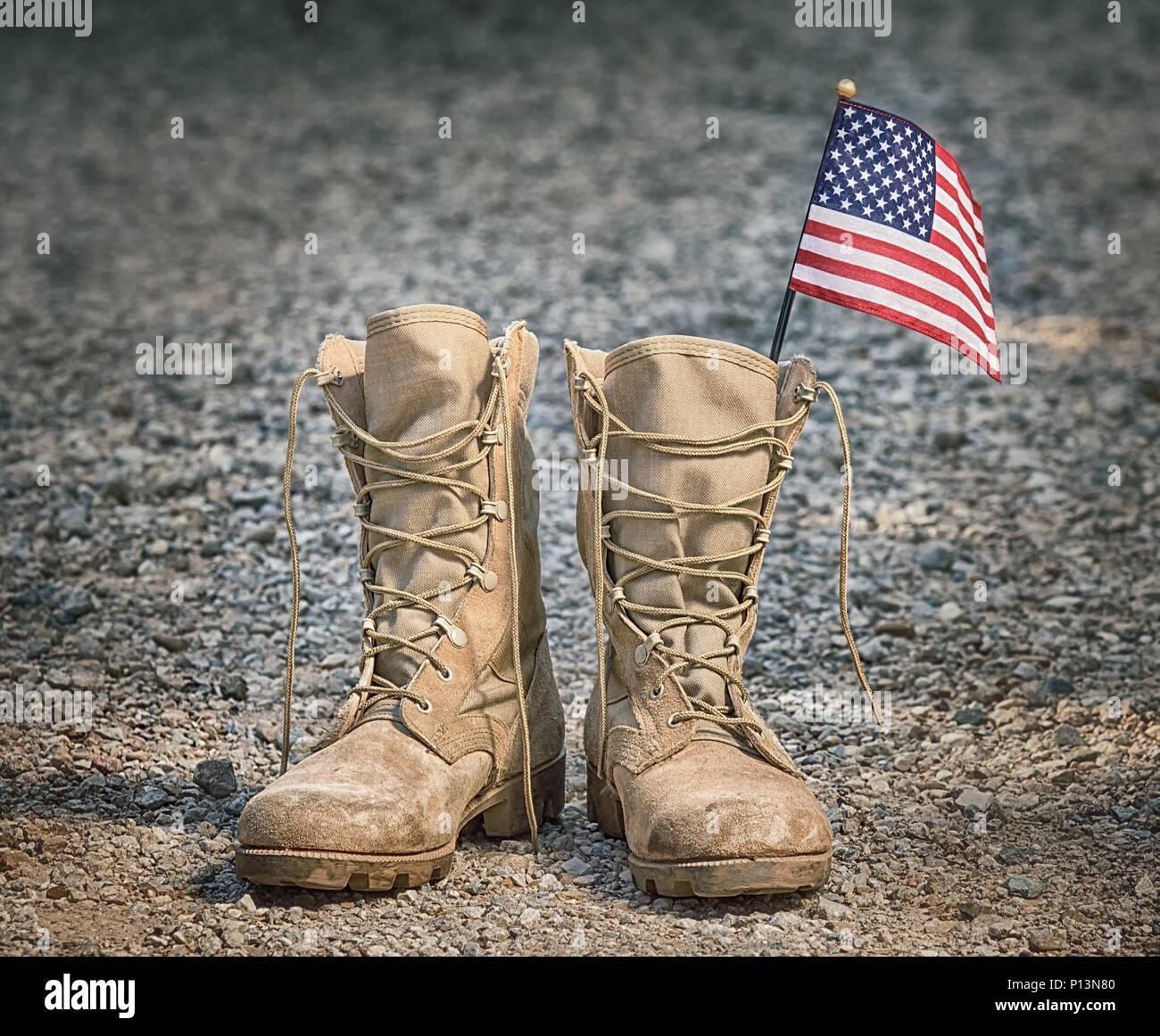Army Desert Boots Immagini e Fotos Stock Alamy