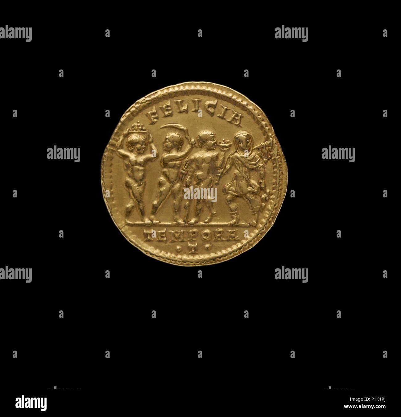 e2960d17f4 Imperiale romana moneta, 316. Dimensioni: diametro: 19 mmweight: 4.28 gdie-