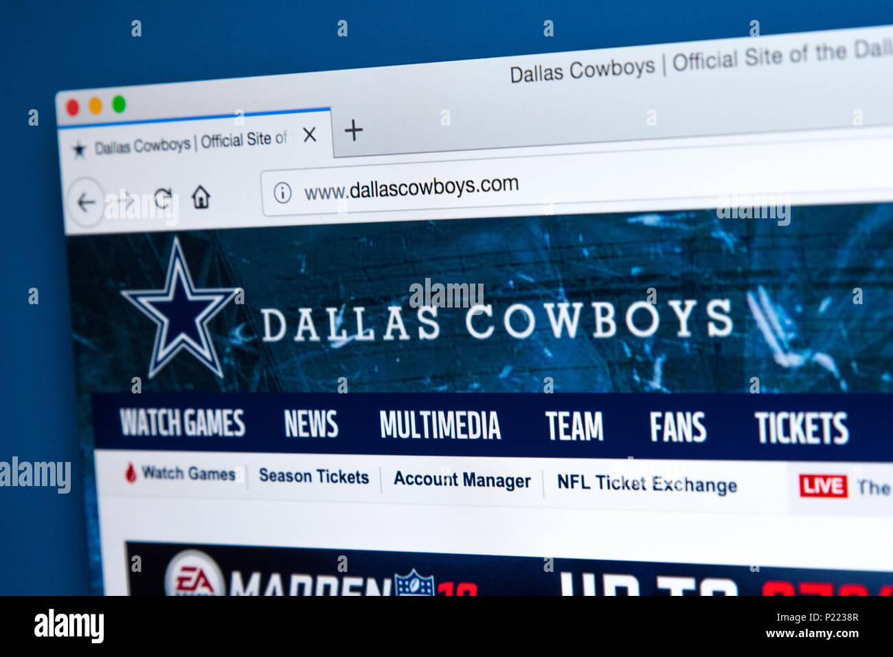 collegare siti Dallas