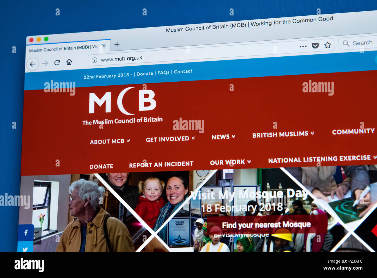 Regno Unito musulmani siti di incontri