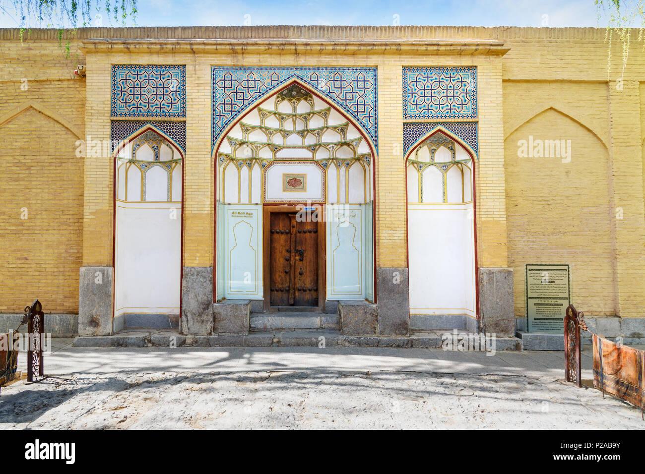 Ingresso al bagno turco e ali gholi agha è storica hammam a